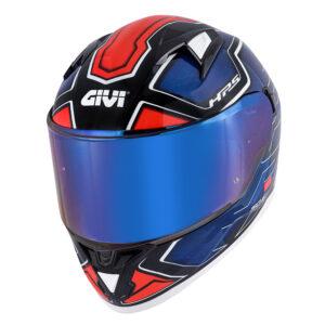50.6 Sport Deep - Blue/Red